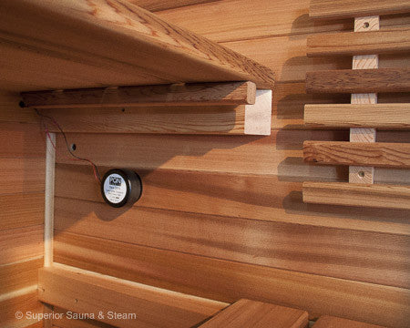 Superior Saunas: Audio - Sauna Transducer Speakers Pair