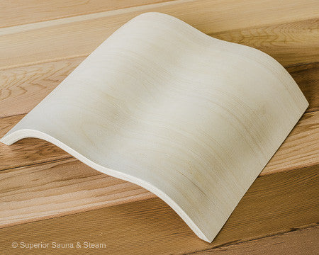 Wave Pillow Aspen - Superior Saunas
