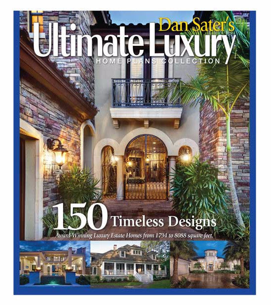 Dan Saters Ultimate Luxury Home Plans Collection Book VictorSandbox