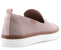 Tênis Rosa Blush Slip On