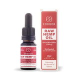Buy Endoca Raw CBD Hemp Oil Drops 15% CBD (1500mg CBD/10ml) | Same Day Shipping