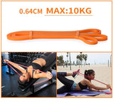 Elastic Exercise Resistance Bands