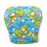 YK14 / One Size Adjustable SWIM DIAPER Baby Adjustable Reusable Washable
