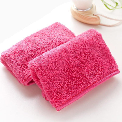 Microfiber Makeup Remover Towel Reusable - gohuh