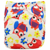 OB113 / one size DIAPER Baby Adjustable Reusable Washable + Insert