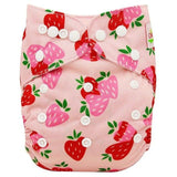 OB139 / one size DIAPER Baby Adjustable Reusable Washable + Insert