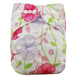 OB129 / one size DIAPER Baby Adjustable Reusable Washable + Insert