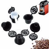 Refillable/Reusable Coffee Capsules For Nespresso - gohuh