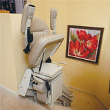 Curved Rail Elite CRE-2100 Stairlift
