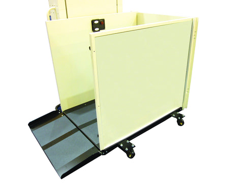 CPL400P Portable CPL400P 750 lbs Capacity (Home Elevator)