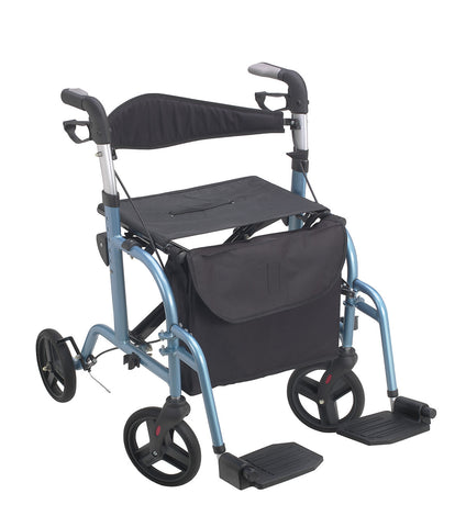 Mobi Personal Transporter – Rollator & Transport Chair