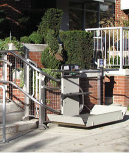 Artira Inclined Platform Lift