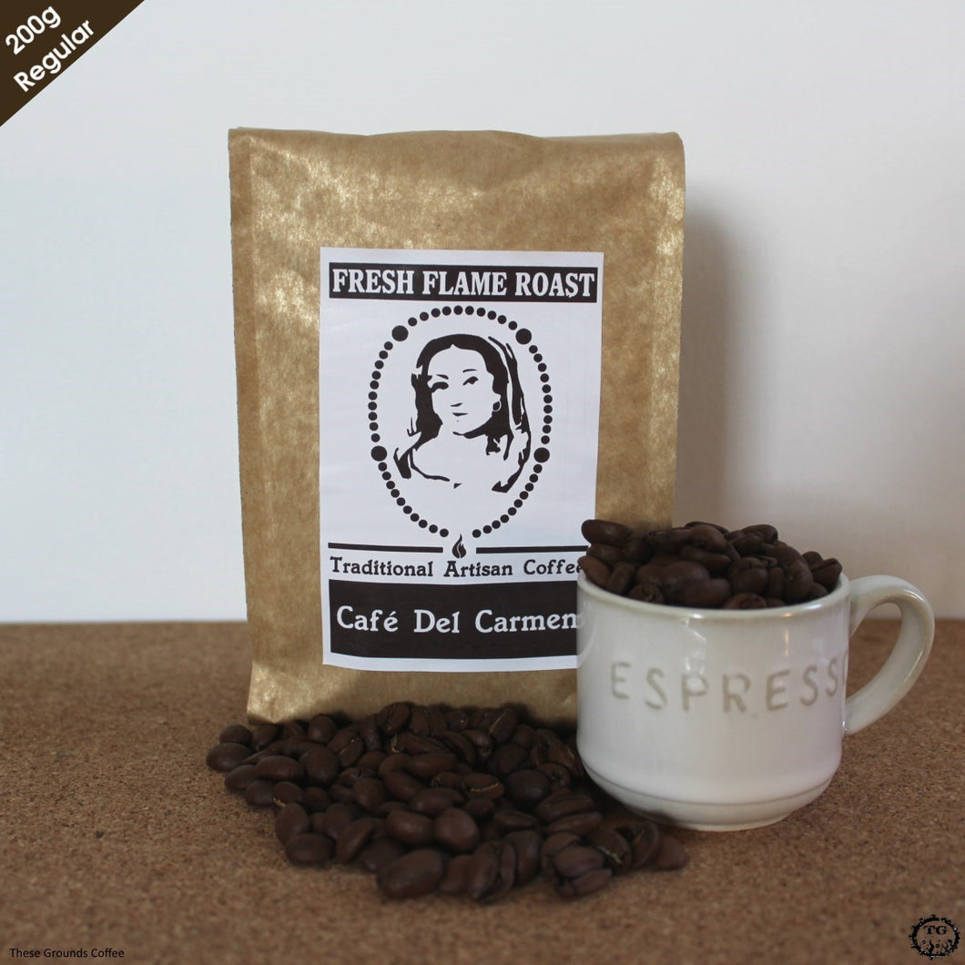 Cafe Del Carmen, our best seller from Breakfast to Dinner (see reviews)