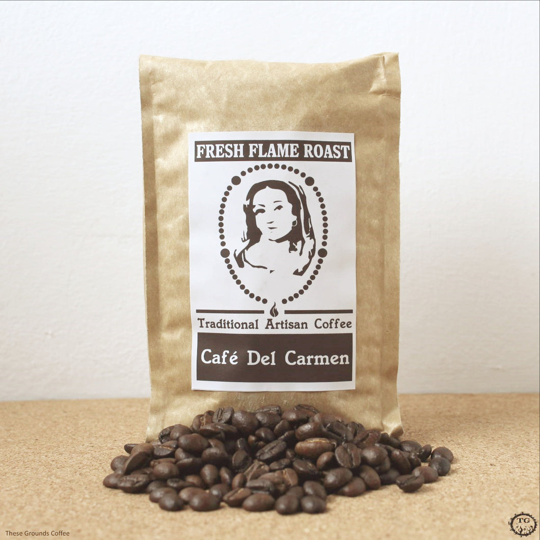 Cafe Del Carmen Blended Coffee Beans
