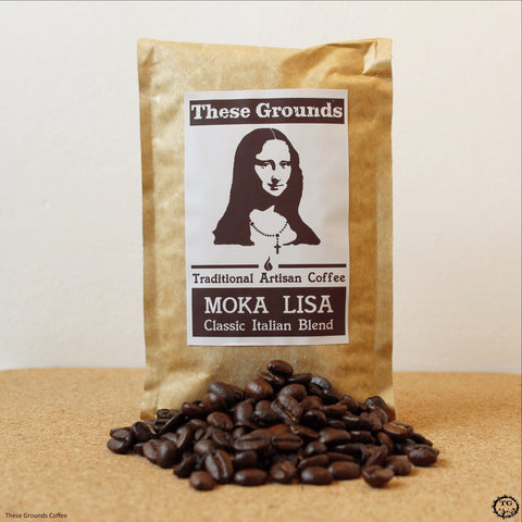 Moka Lisa Wholesale Coffee Beans