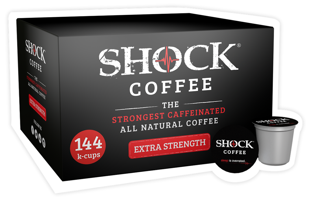 Extra Strength K-Cups 144 ct.