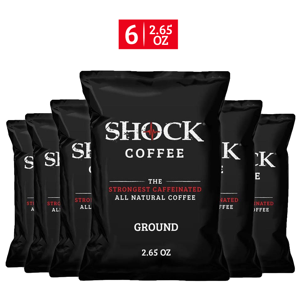 Ground 1lb - STAY FRESH 6 BAGS