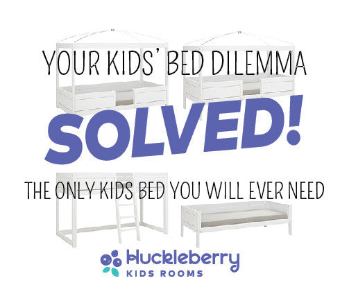 The Only Kids Bed You Will Ever Need