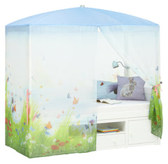 Huckleberry Kids Rooms - Butterfly Canopy Bed