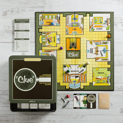 New vintage board game of Clue