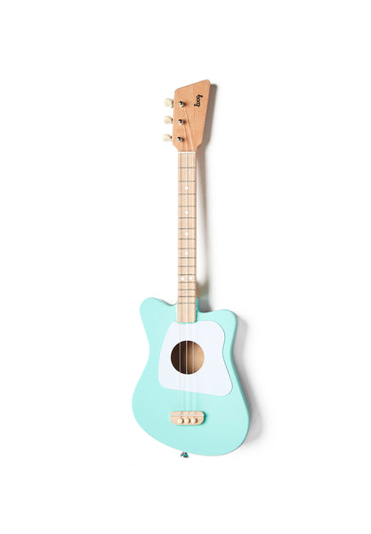 Loog Mini Guitar - Mint Green