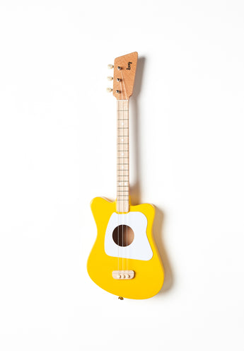 Loog Mini Guitar - Yellow