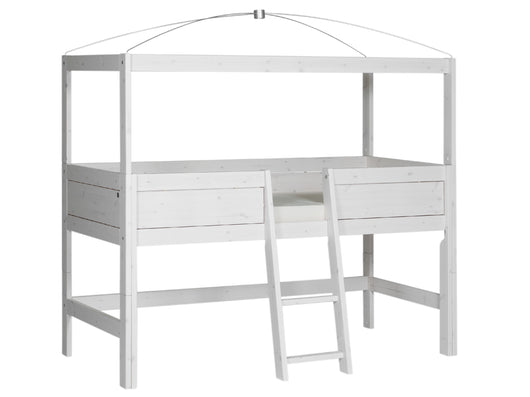 CANOPY MID-HIGH LOFT BED