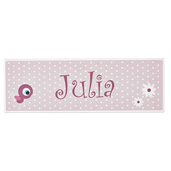 NAME PLATE - LITTLE PRINCESS