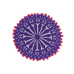 MOROCCO CHIC - ROUND CUSHION