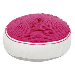 IBIZA BLOOM - ROUND FLOOR CUSHION
