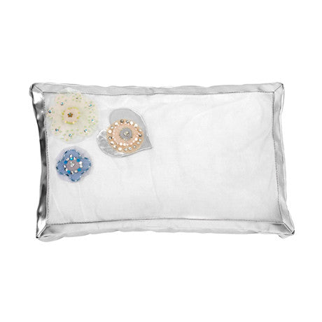 SILVERSPARKLE - LUMBAR CUSHION