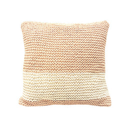 SUGAR PIE - CROCHET SQUARE CUSHION