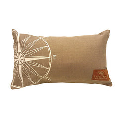 ADVENTURE - COMPASS LUMBAR CUSHION