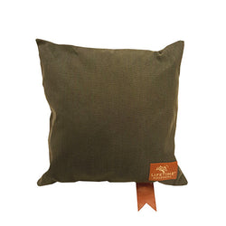 ADVENTURE - OLIVE SQUARE CUSHION