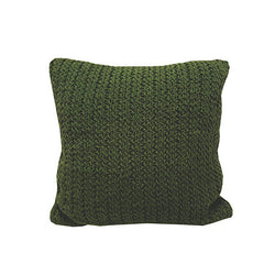ADVENTURE - CROCHET SQUARE CUSHION