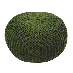 ADVENTURE - CROCHET ROUND POUF