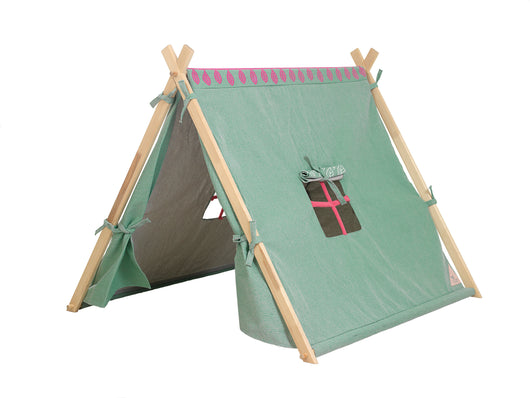 Kid Play Tent from the Wild Child Theme - Huckleberry Kids Rooms