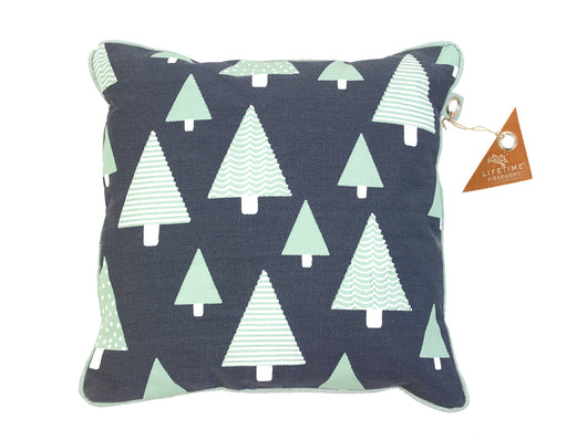 FOREST RANGER - SQUARE CUSHION TREE