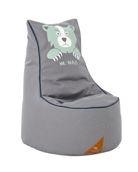 Kids Bean Bag Chair - Huckleberry Kids Rooms