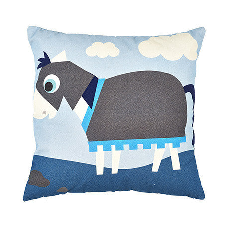 KNIGHT - SQUARE CUSHION