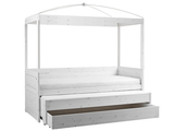 CANOPY CABIN BED