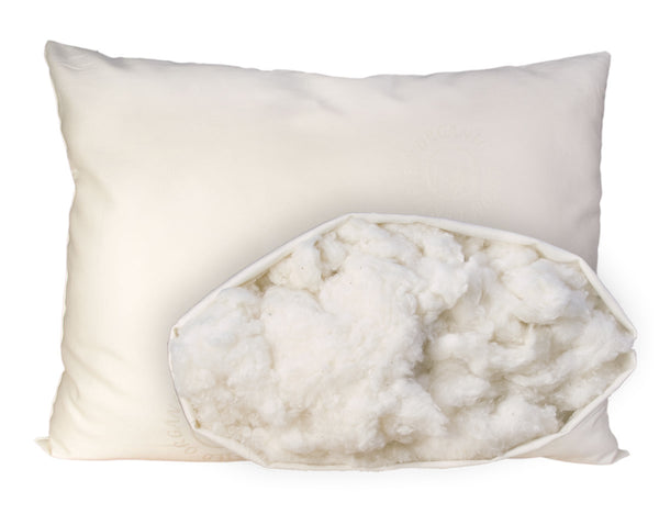 Organic Cotton Pillow for Kids - Huckleberry Kids Rooms