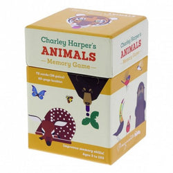 Charley Harper - Animal Memory Game