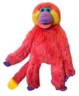 Funky Monkey Coral - Puppet