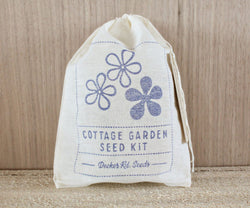 COTTAGE GARDEN SEED KIT