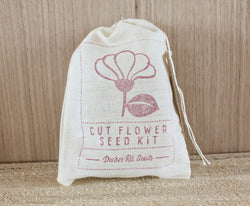 CUT FLOWER GARDEN SEED KIT