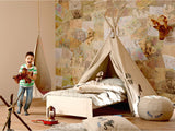 Camp Canyon Kids Room with Play Tent | Huckleberry Kids Rooms