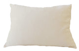 Natural rubber latex pillow for kids - Huckleberry Kids Rooms