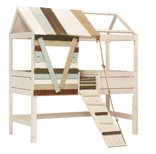 Treehouse Loft Bed - Huckleberry Kids Rooms