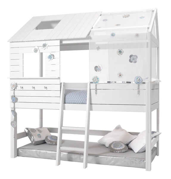 Silversparkle Cabin Bed - Huckleberry Kids Rooms